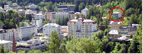 Bad Gastein Zentrum