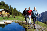 Hiking in Bad Gastein